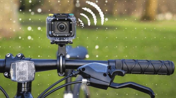 Crean una cámara de acción que permitirá hacer streaming en vivo