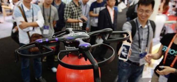 China: Un dron es la nueva arma para combatir las trampas en los exámenes