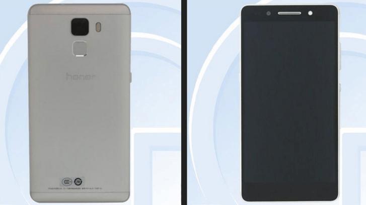 Se filtran imágenes del futuro Huawei Honor 7 con detector de huellas