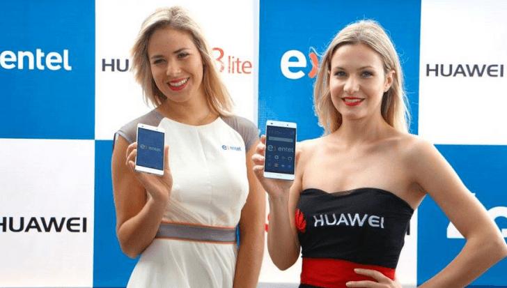 Perú: Huawei y Entel traen el nuevo Huawei P8 Lite