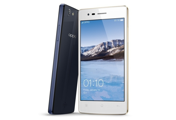 Oppo Neo 5: nuevo smartphone económico con pantalla de 4,5 pulgadas