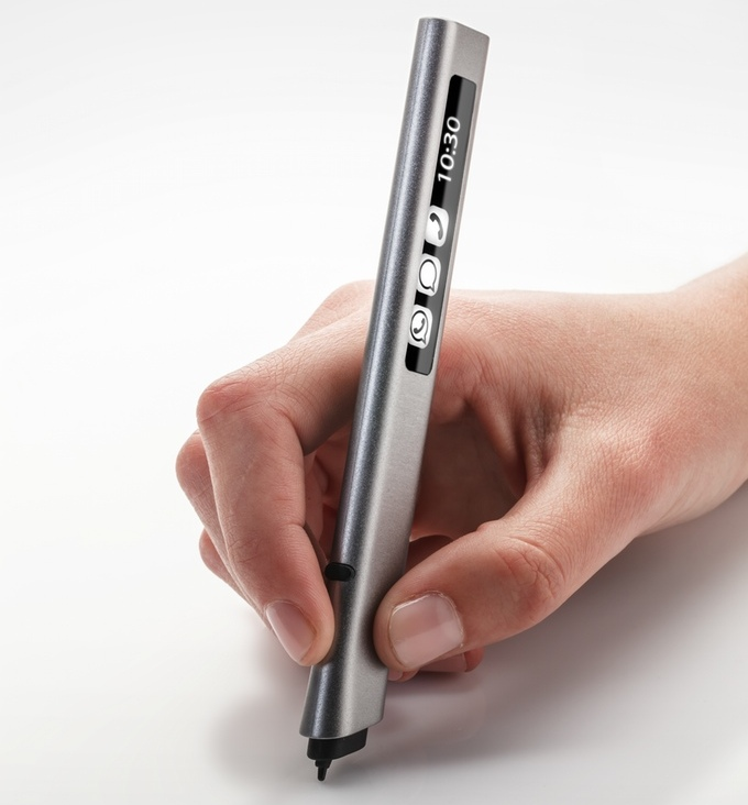 Phree smartpen, la pluma inteligente que nos permite escribir sobre cualquier superficie