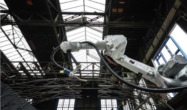 Holanda: Moderno robot imprimirá en 3D un puente de acero