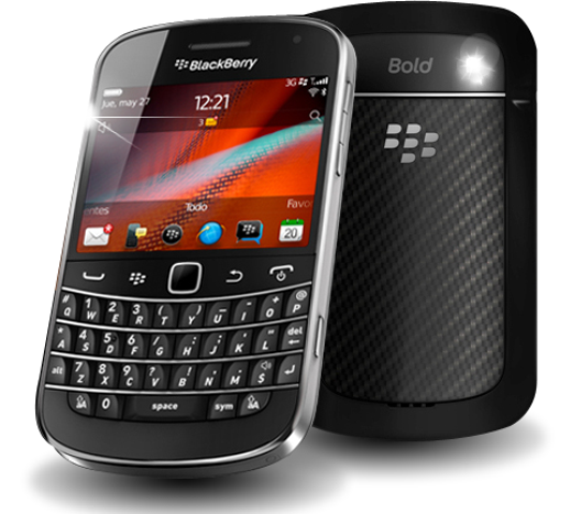 BlackBerry firma alianza con Google y Android