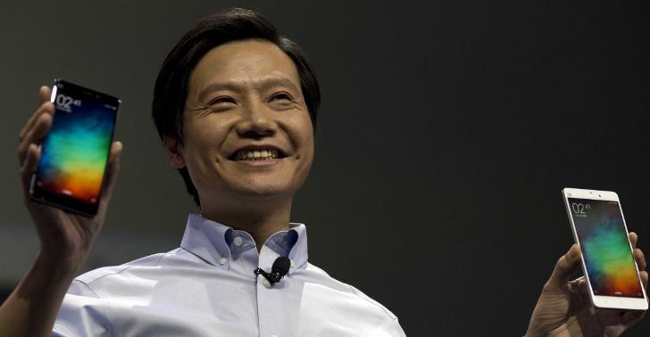 Xiaomi lleva vendidos 34.7 millones de teléfonos durante el 2015