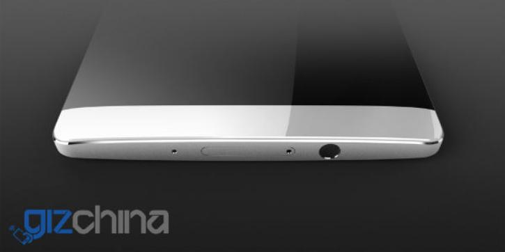 El primer smartphone con pantalla curva de Huawei hace su aparición