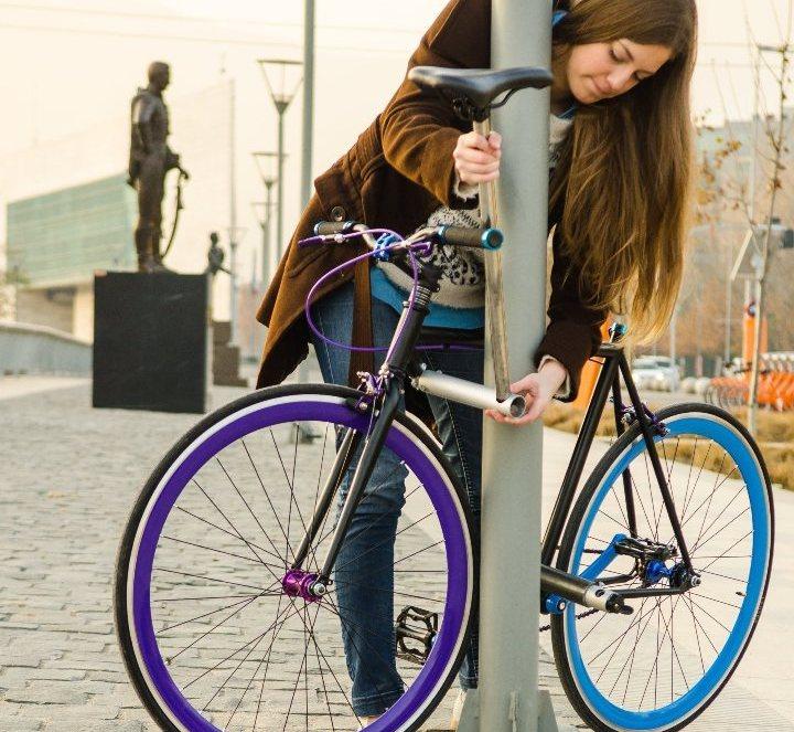 Yerka: una nueva bicicleta muy difícil de robar