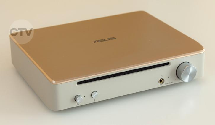 Asus lanza una grabadora Blu-Ray que reproduce 3D y formato de sonido 7.1
