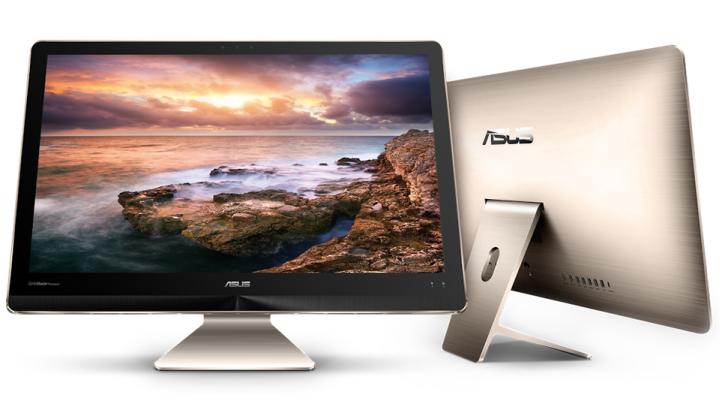 Asus Zen AiO S, una nueva PC todo en uno con panel 4K