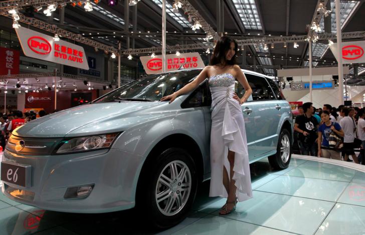 China aumentara su apoyo hacia los vehículos eléctricos