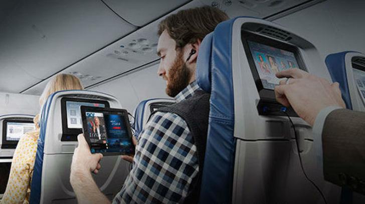 Pasajeros de vuelos europeos gozaran de banda ancha en el avión