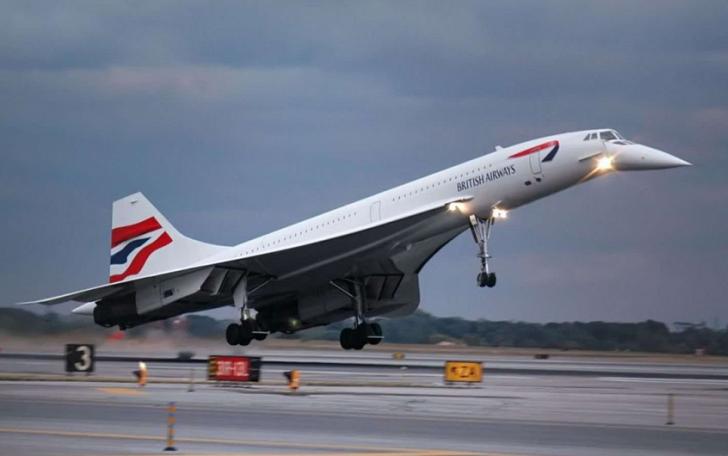 El Concorde podría regresar a volar a fines de la presente década