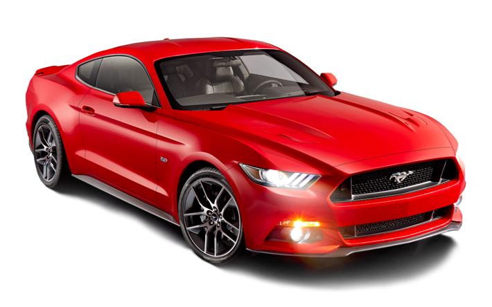 Ford Mustang es el coche deportivo más vendido del mundo