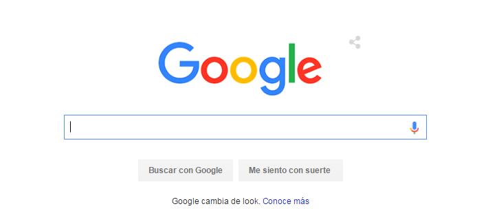 Google se actualiza y cambia su logotipo
