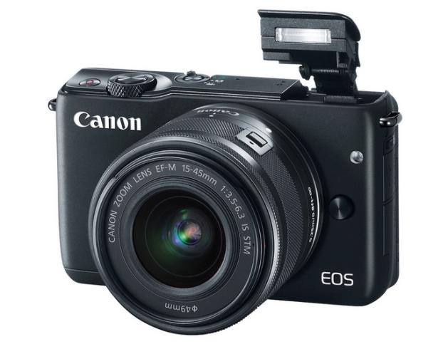 Canon EOS M10, la cámara fotográfica sin espejo ideal para principiantes