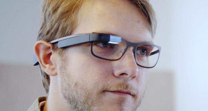 Google patenta el uso de hologramas en Google Glass