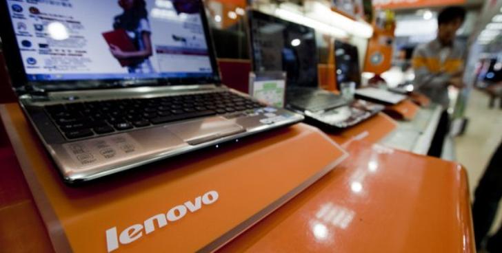 Lenovo es el fabricante de PC N° 1 según PC Tracker