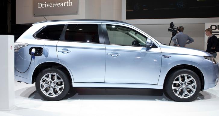 Mitsubishi planea tener listo cuatro modelos de camionetas eléctricas para el 2020