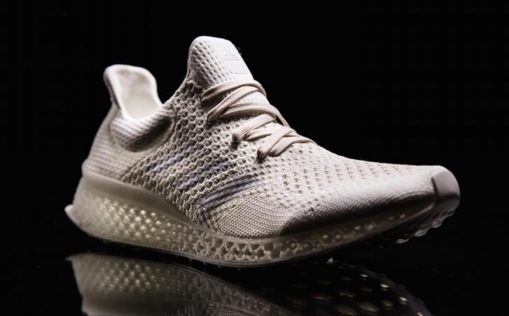 Adidas presenta sus primeras zapatillas impresas en 3D