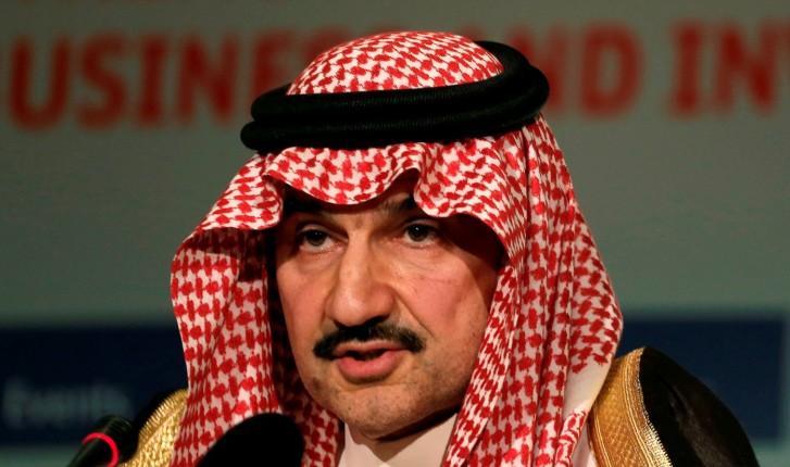 Príncipe saudí Al-Walid es el segundo mayor accionista de Twitter