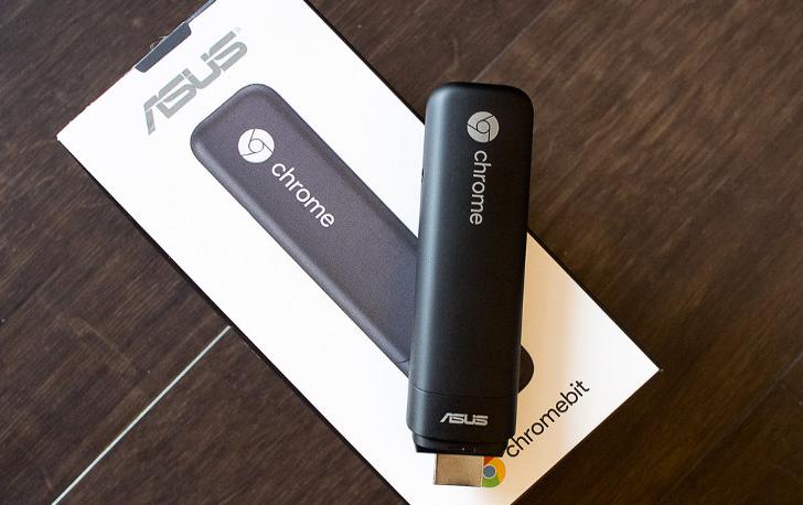 Google y ASUS lanzan oficialmente el Chromebit