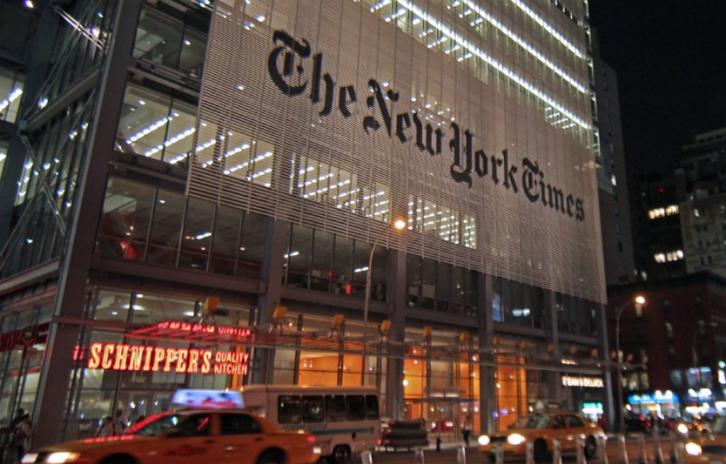 La revista New York Times usa la realidad virtual para contar historias