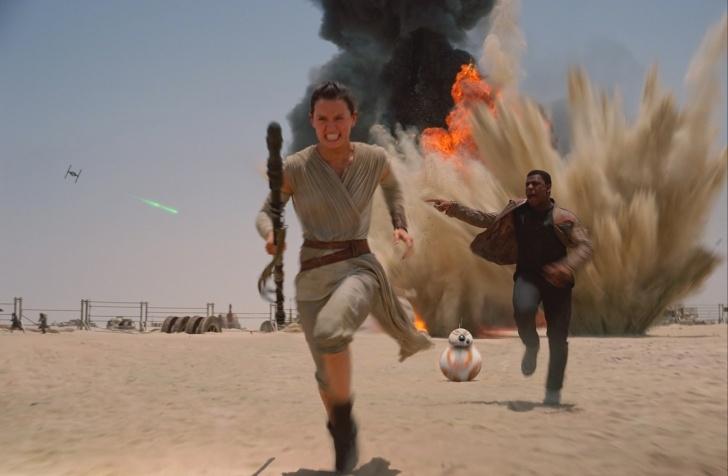 Pasajeros de Air France serán los primeros en ver Star Wars: Episode VII – The Force Awakens
