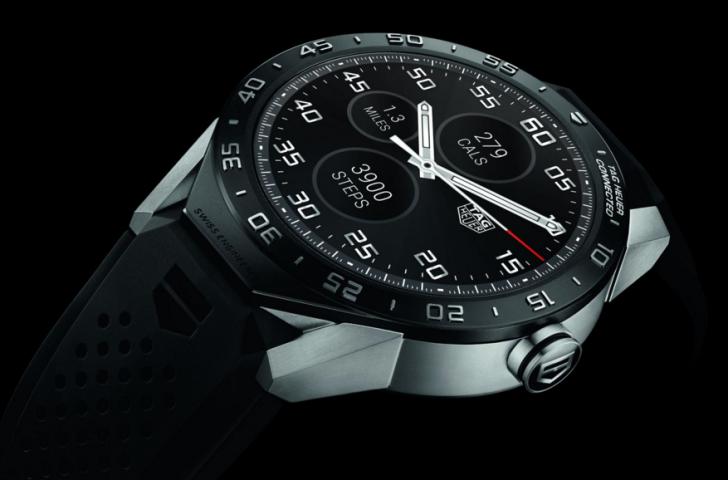 TAG Heuer presenta su propio smartwatch con Android Wear