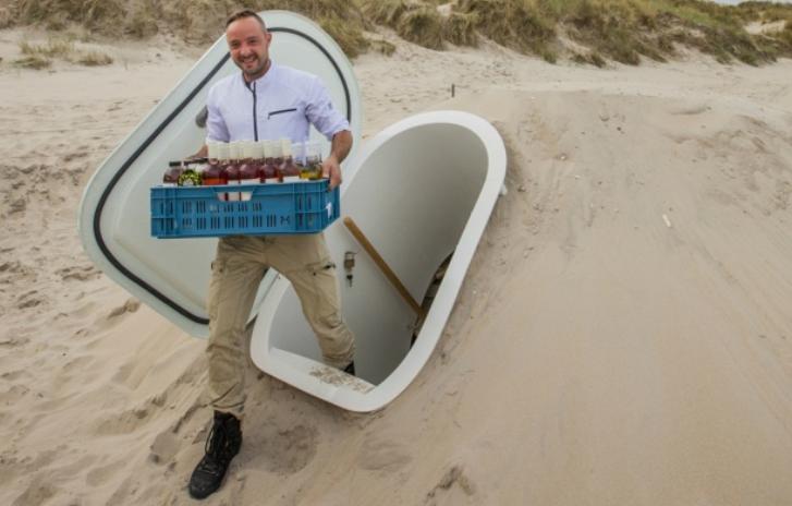 Groundfridge, el frigorífico que no necesita electricidad para funcionar