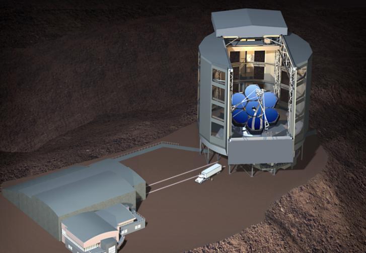 Chile: Inauguran construcción del telescopio más grande del mundo