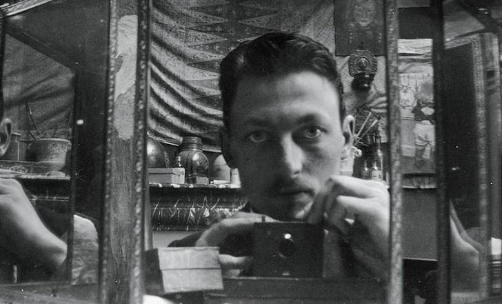 Los primeros selfies en la historia fotográfica