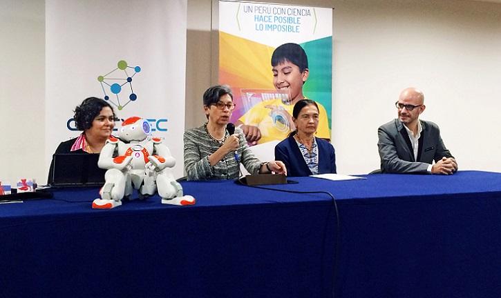 CONCYTEC presenta Feria Perú con Ciencia 2015