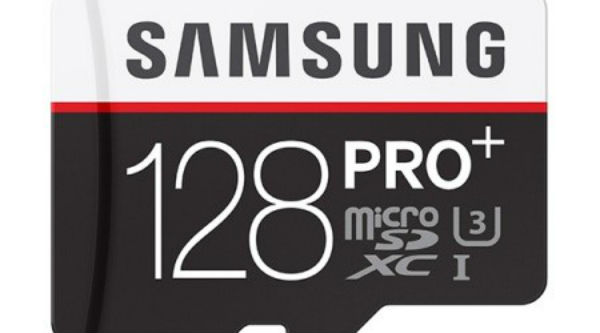 Samsung lanza su microSD PRO Plus de 128 GB