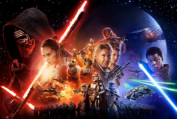 Perú: Entradas agotadas para el estreno Star Wars The Force Awakens