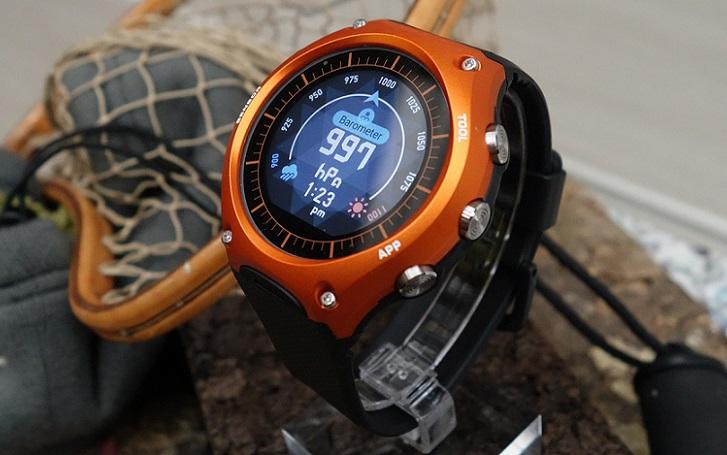 CASIO presenta su primer smartwatch, el modelo WSD-F10