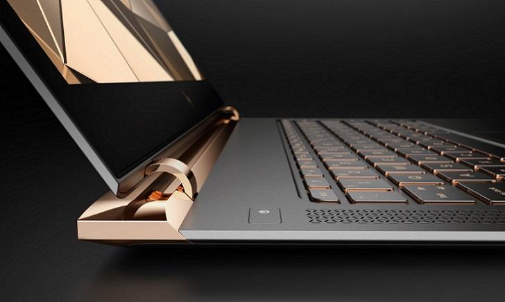 HP Spectre: la laptop más delgada del mundo
