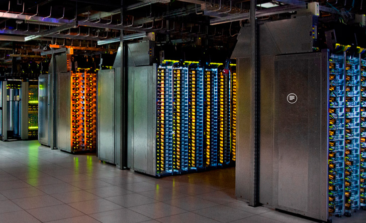 Google utiliza inteligencia artificial para ahorrar energía en su centro de datos
