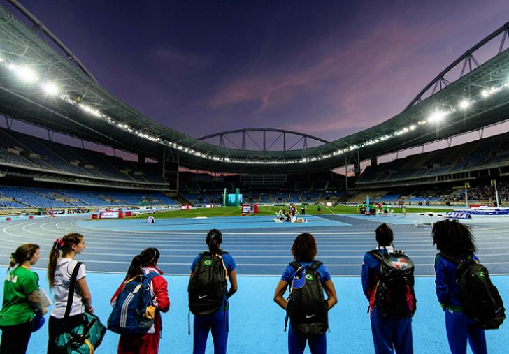 GE iluminara sedes de los Juegos Olímpicos  Río 2016