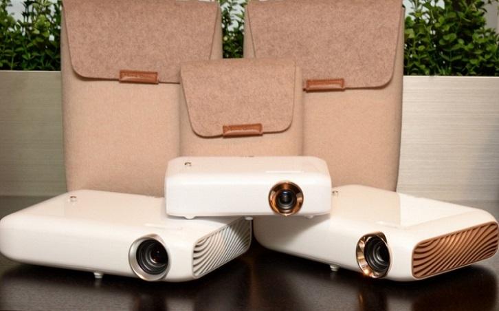 LG indica ventajas y utilidades de los mini proyectores