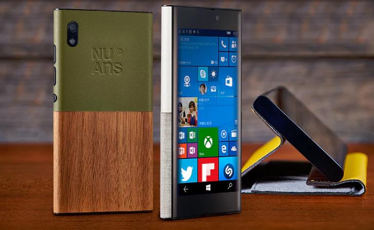 NEO, el exclusivo Windows Phone que se venderá en todo el mundo
