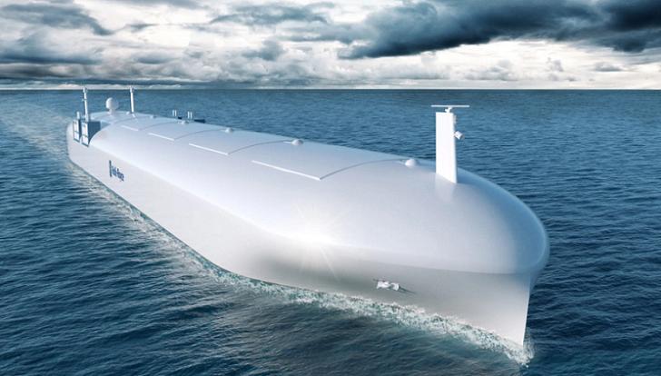 Rolls-Royce proyecta lanzar un buque de carga por control remoto en el futuro