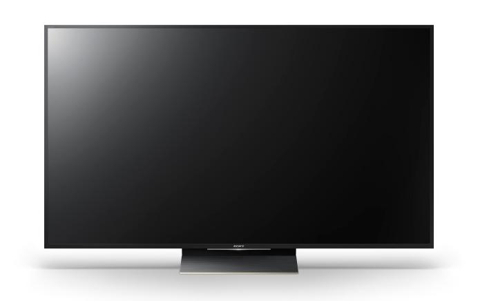 Sony Serie ZD9, televisores de alta gama que redefine el lujo 4K