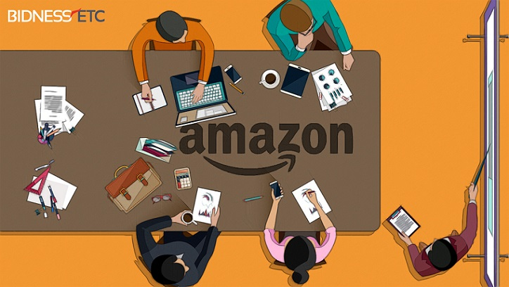 Amazon presenta su Kickstarter Collection
