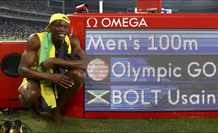 Usain Bolt Río 2016 fig.3