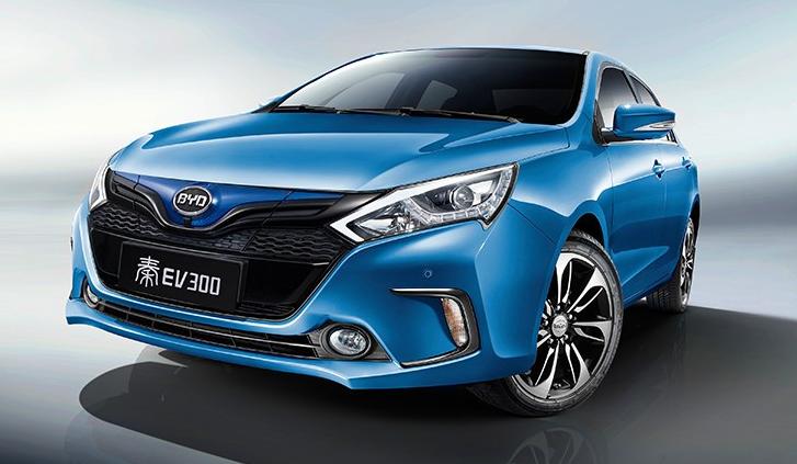 La china BYD obtiene grandes utilidades en 2016 gracias a sus coches eléctricos