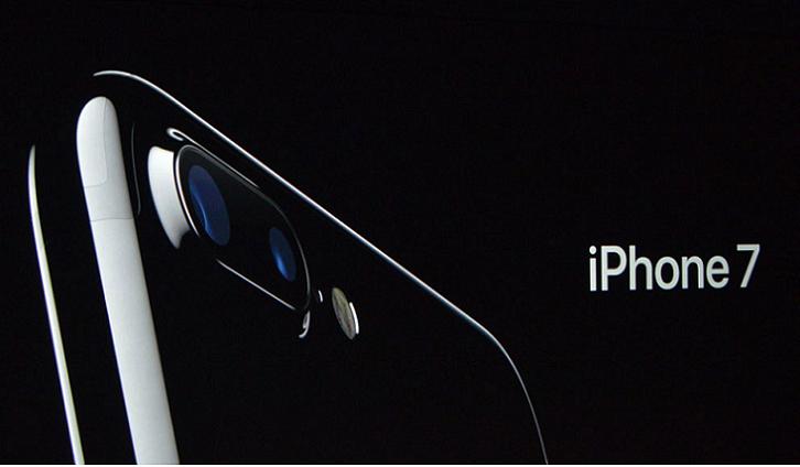 Lanzamiento del nuevo iPhone 7