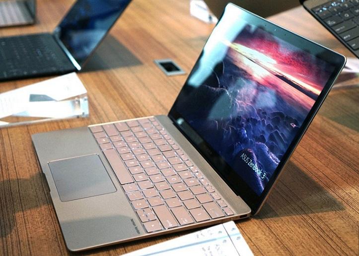 ASUS presenta sus nuevas laptops ultradelgadas