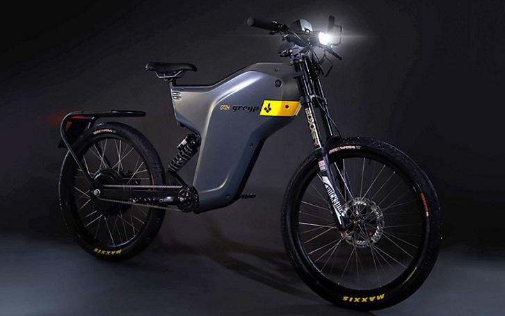 Greyp G12H, la bicicleta eléctrica de gran autonomía