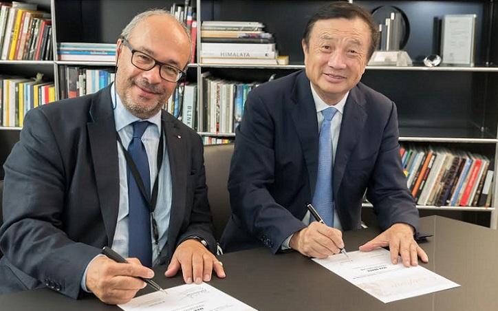 HUAWEI y Leica se unen en la creación de un nuevo centro de investigación y desarrollo