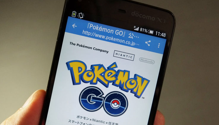Pokémon Go ha recaudado 470 millones de dólares desde su lanzamiento